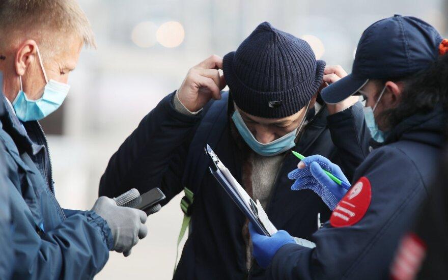 В России снова антирекорд - 18665 случаев заражения коронавирусом
