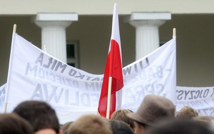 Raport: Polaków raczej nie ciekawi ani Litwa, ani miejscowi Polacy