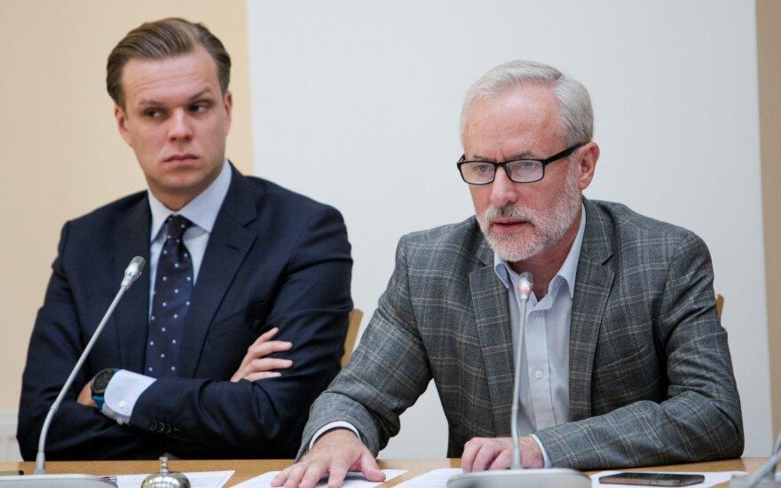 Шило в мешке не утаишь – новые вопросы, связанные с бизнесом мужа министра образования Литвы