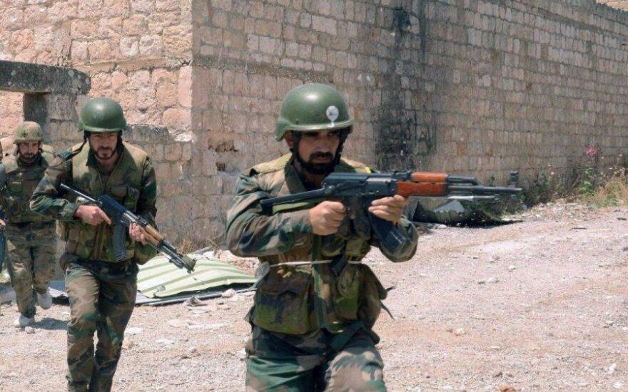 Al-Asad zaprzecza, że ma związek z atakami chemicznymi w Syrii