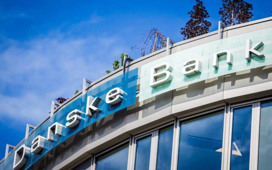 Danske Bank уходит из стран Балтии, центр услуг в Вильнюсе остается