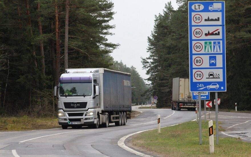 В связи с открытием границ стран Балтии возможны очереди