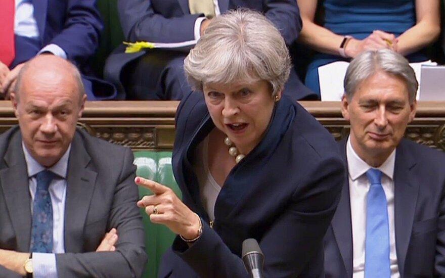 Премьер Великобритании: Скрипаль был отравлен веществом, разработанным в России