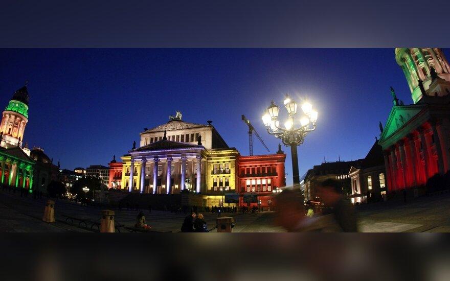В центре Берлина обезврежена 100-килограммовая бомба