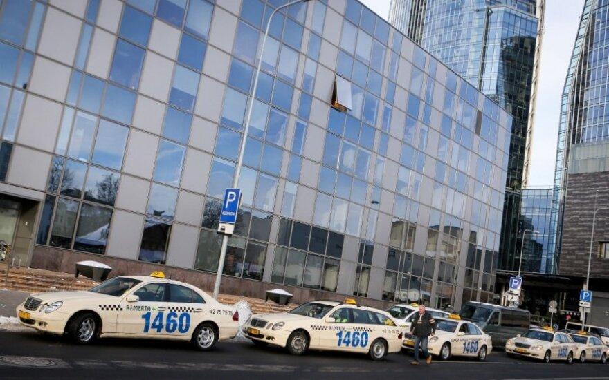 В столице готовят новый порядок для такси