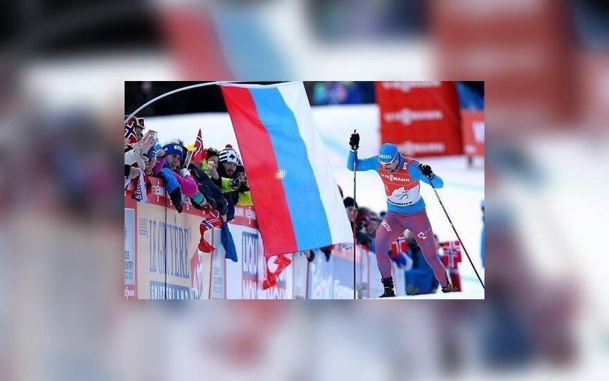 """Устюгов поставил жирную точку и выиграл многодневку """"Тур де Ски"""""""