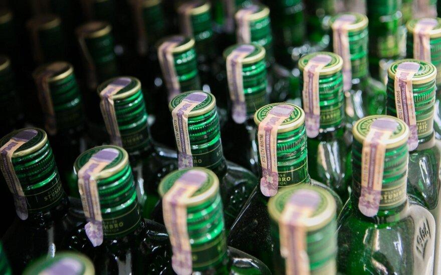 Предприниматели согласны продавать алкоголь из-под прилавка