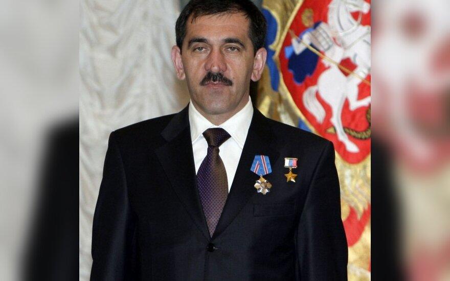 В Ингушетии ранен президент республики