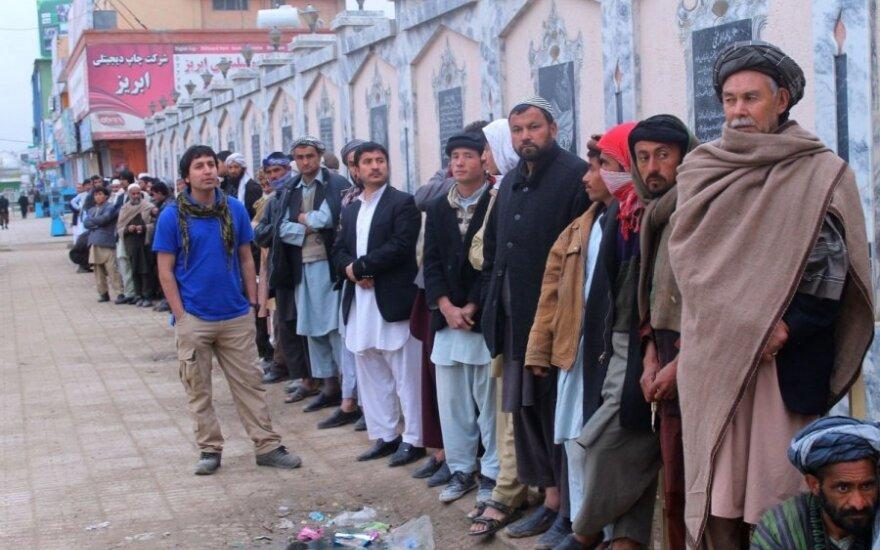 Десятки боевиков ликвидированы в Афганистане в день президентских выборов