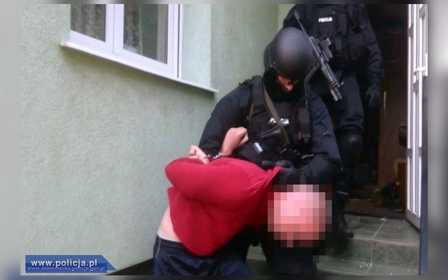 Najbardziej poszukiwany mężczyzna w Polsce zatrzymany. Foto: policja.pl