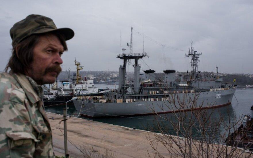"""Украина изъяла задержанное российское судно """"Норд"""" и намерена его продать"""