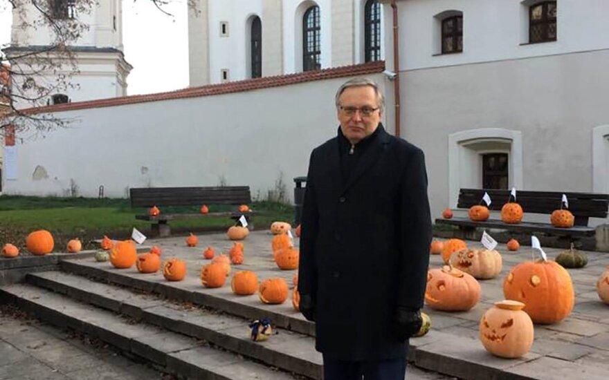 VU rektorius Artūras Žukauskas