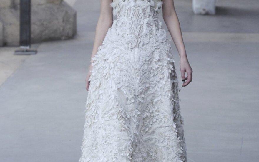 """Alexander McQueen"" 2011 m. rudens-žiemos kolekcija"