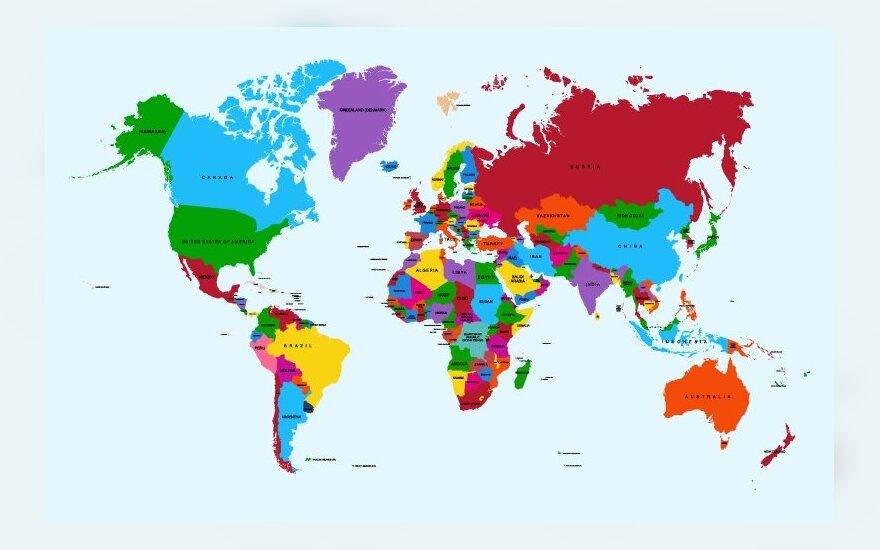 Liczba mieszkańców Ziemi osiągnęła 7,2 miliarda