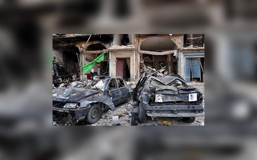 Теракт в сирийском Хомсе: полсотни погибших