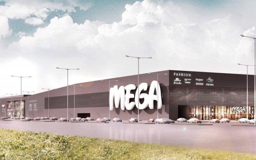 ТЦ Mega ждут большие перемены