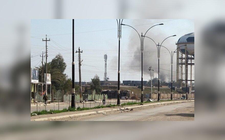 Террористы захватили в Багдаде здание министерства: погибли 12 человек