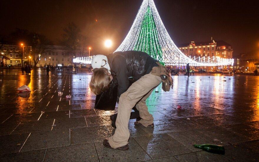 Опрос: жители Литвы считают 2018-й год более успешным, чем 2017-й