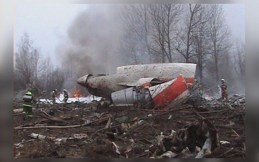 Government plane crash on Smolensk