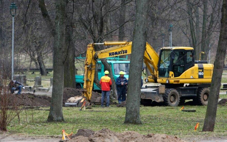 Unia częściowo sfinansuje renowację Ogrodu Bernardyńskiego