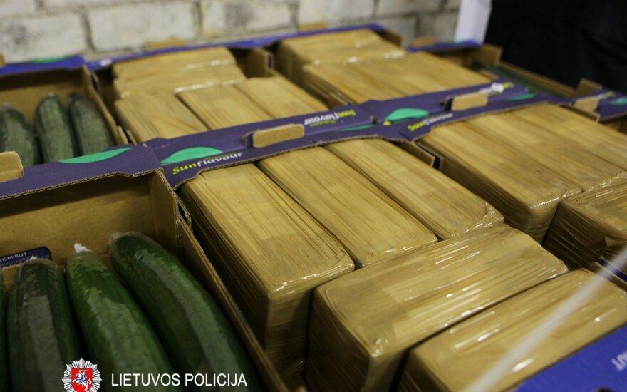 Беларусь: в международной группе наркодилеров - литовцы