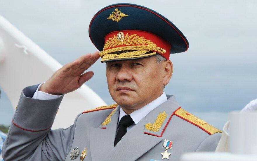 Шойгу: Военное сотрудничество с Беларусью – наш приоритет
