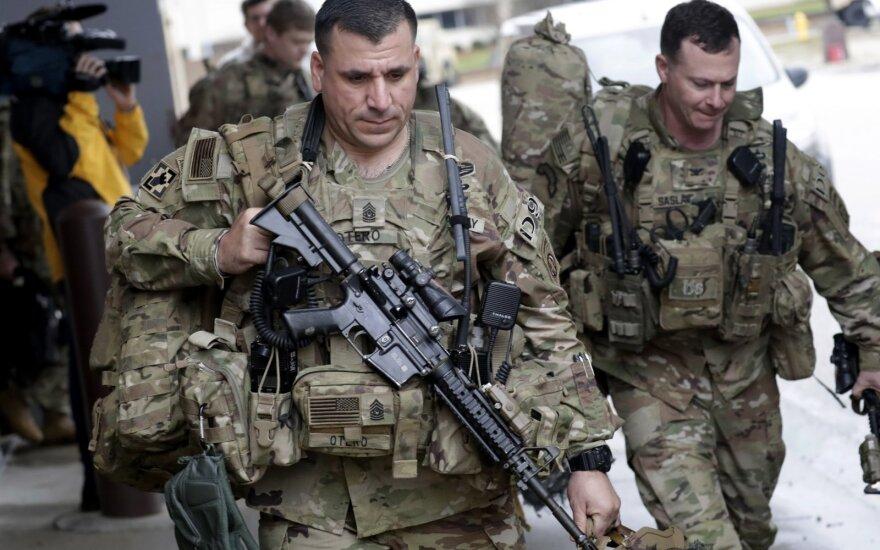 NY Times: ГРУ предлагало талибам деньги за убийство солдат коалиции