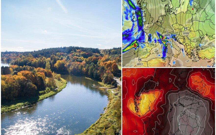 Orai Lietuvoje