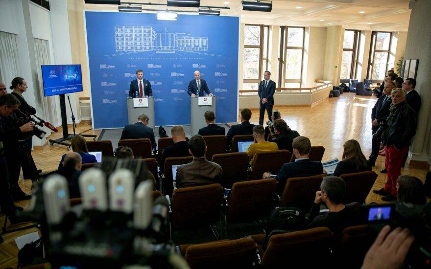 Правительство Литвы определилось: как изменятся зарплаты и пенсии в 2020 году