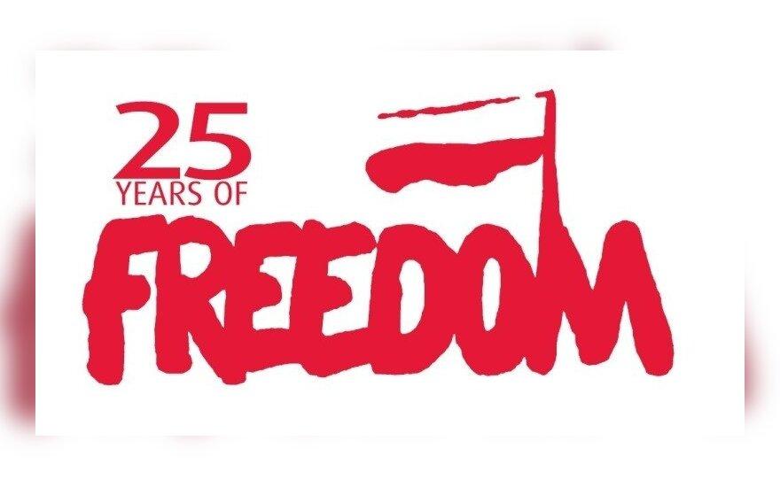 25 lat wolności