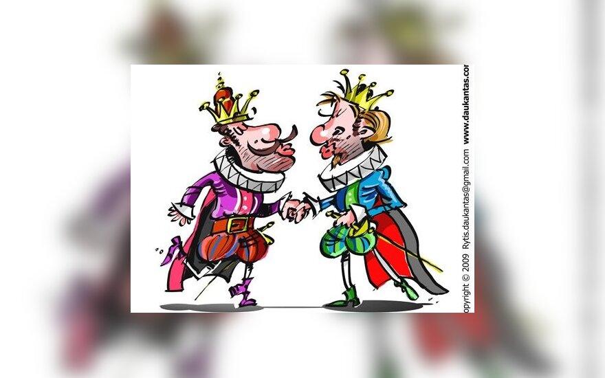 """Неудачники в коронах и их """"гостеприимные"""" соседи"""