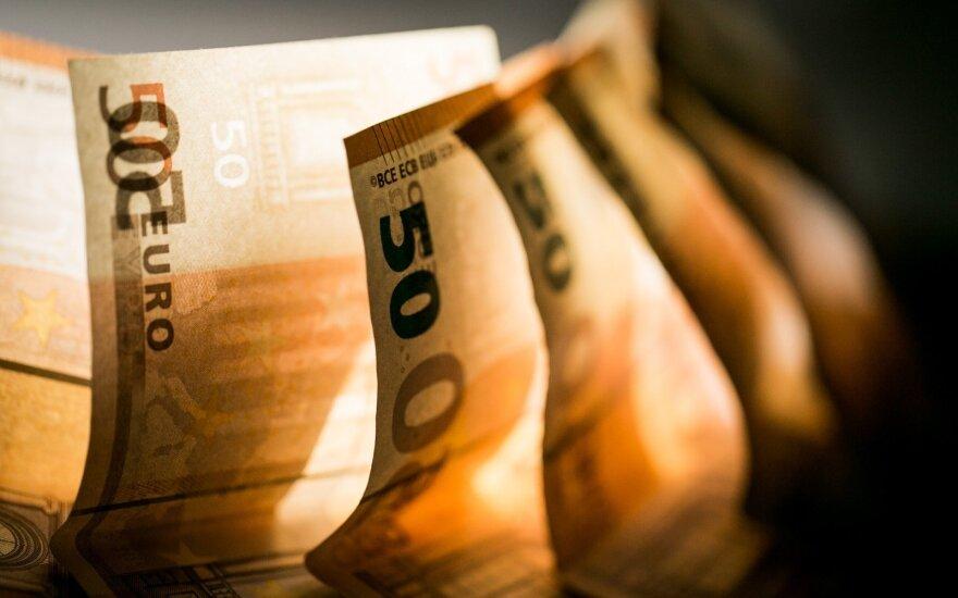Плохой сбор основных налогов посылает сигнал о состоянии экономики Литвы
