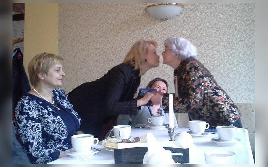 Spotkanie Społecznego Komitetu Opieki nad Starą Rossą z przyjaciółmi