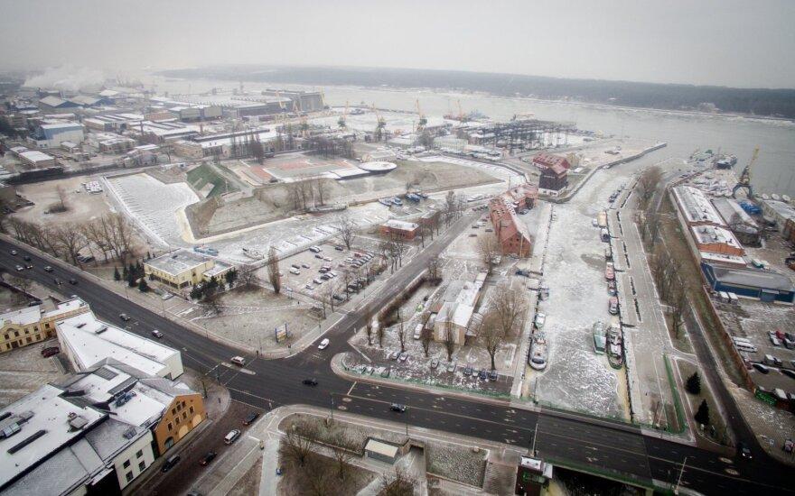 China Merchants Group учредит представительства в Литве