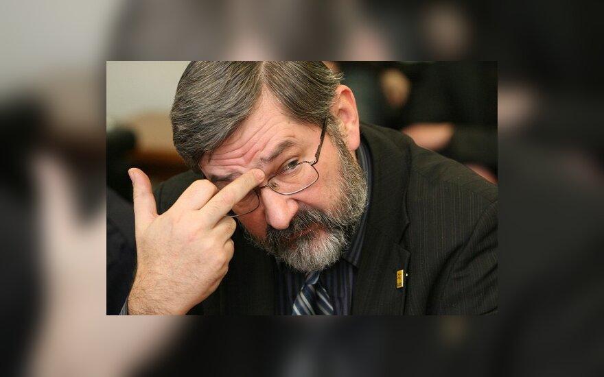 Союз либералов и центра возглавит Г.Бабравичюс