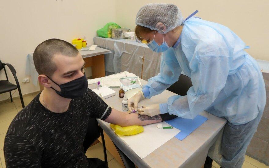 В России за сутки прибавилось 8849 случаев коронавируса и 127 умерших