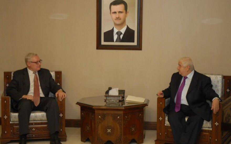 Zniszczenie syryjskiej broni chemicznej w Rosji nie jest możliwe