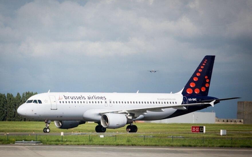 Из-за забастовки в Бельгии отозваны два рейса в Литве