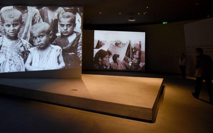 Istoriniai kadrai, bylojantys apie armėnų genocidą