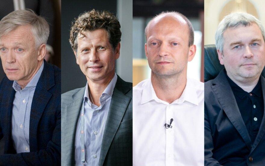 Самые влиятельные в Литве 2019: список экономистов и предпринимателей