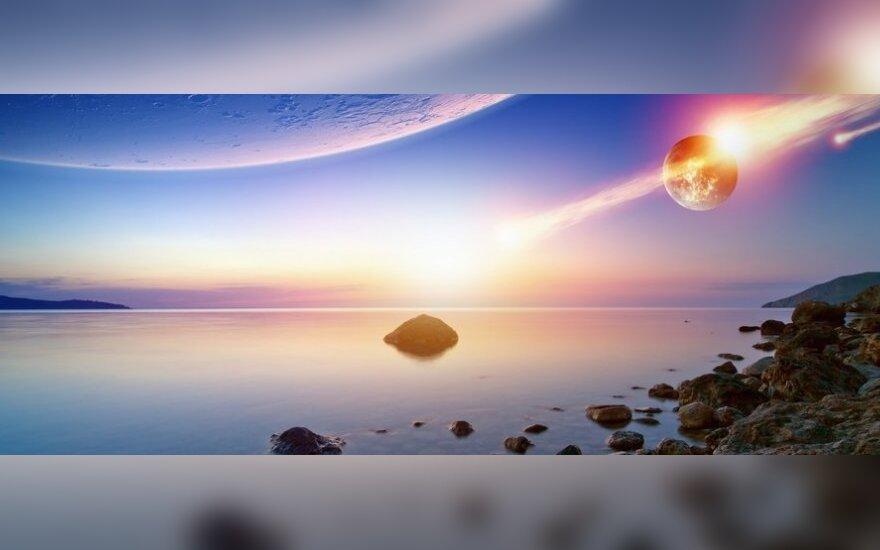 Orionidy lecą w kierunku Ziemi