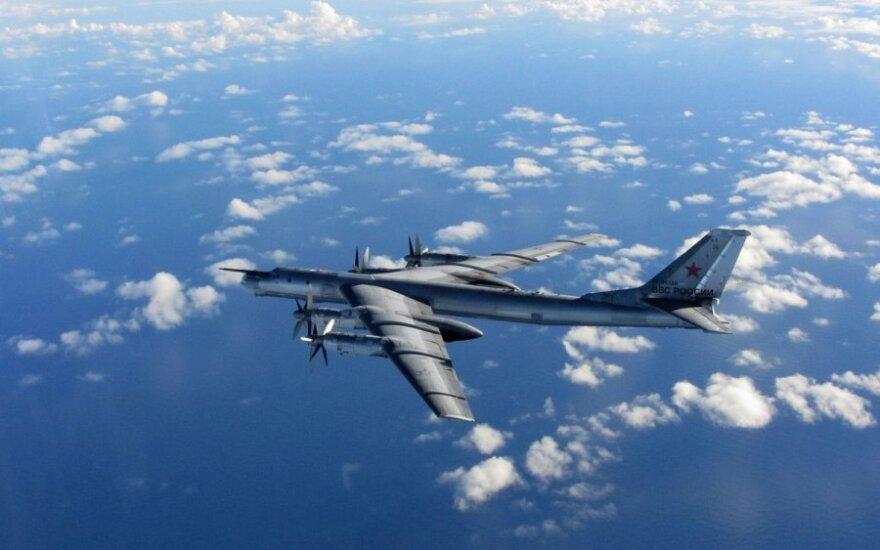 Возле США в День независимости перехватили российские самолеты