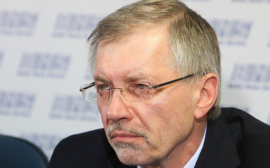 Gediminas Kirkilas: Bezpieczeństwo jest ważniejsze niż oryginalna pisownia nazwisk