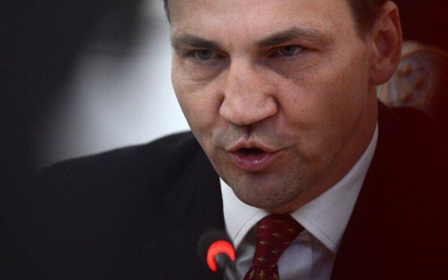 Сикорский: подписание Соглашения с Украиной могут перенести на 2014 год