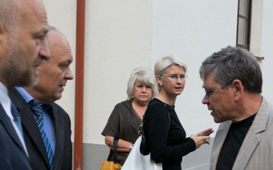 Sędziowie opowiadają się za zwolnieniem Venckienė