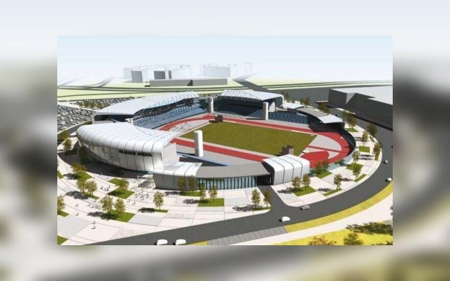 В конкурсе концессии Национального стадиона в Литве – два участника