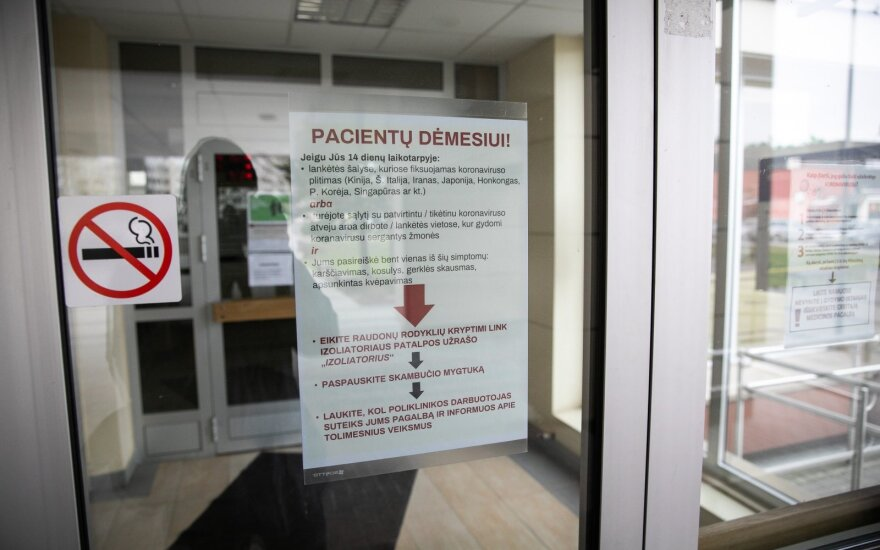 Минздрав выпустил новый приказ: вернувшиеся в Литву будут подвергаться принудительной изоляции