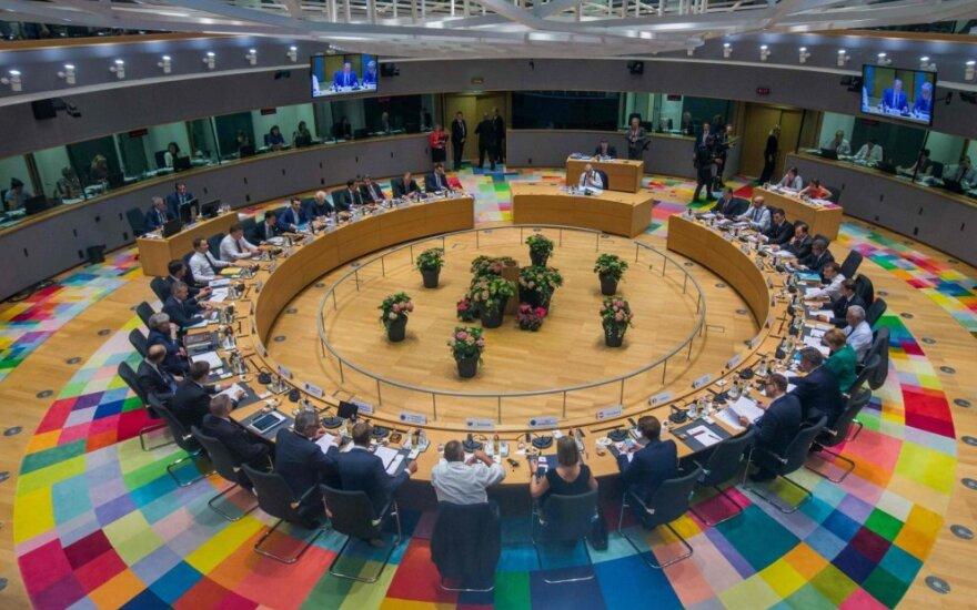 Europos vadovų tarybos posėdis