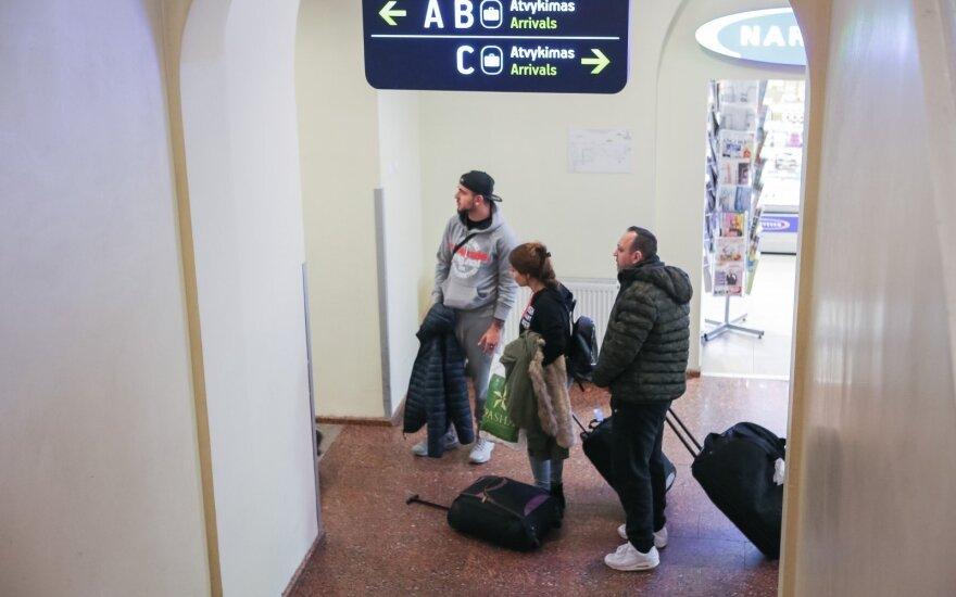Литовские аэропорты напоминают: с 1 ноября путешественников ждут важные перемены