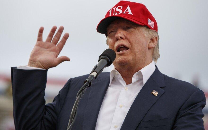 СМИ опубликовали доклад с компроматом ФСБ на Дональда Трампа